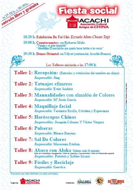 Fiesta Social ACACHI
