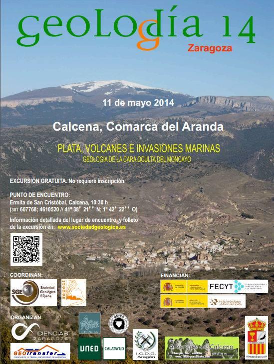 Geolodía 2014 CALCENA